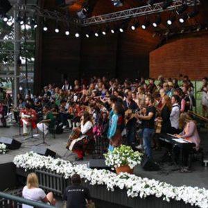 2010 - Skansen, Stockholm. Ethnopremiär På Solliden ...