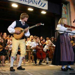 2008 - Swedish Music On Stage In Rättviksparken...