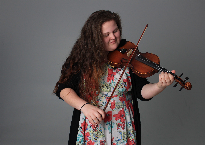 Alicia Salomonsson, Rättvik Kommuns Stipendiat Vid Ethno 2017.