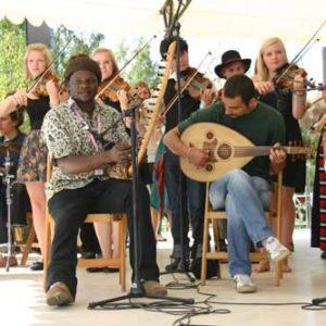 2010 - Opening Concert At Bingsjöstämman ...