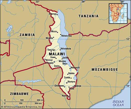 Welcome Malawi!