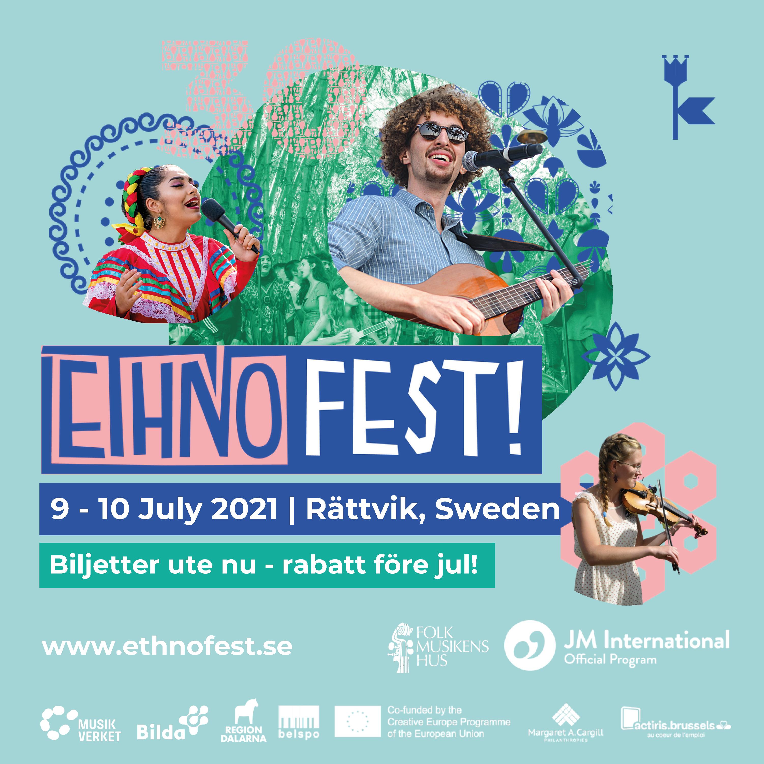 Välkommen Till EthnoFest!