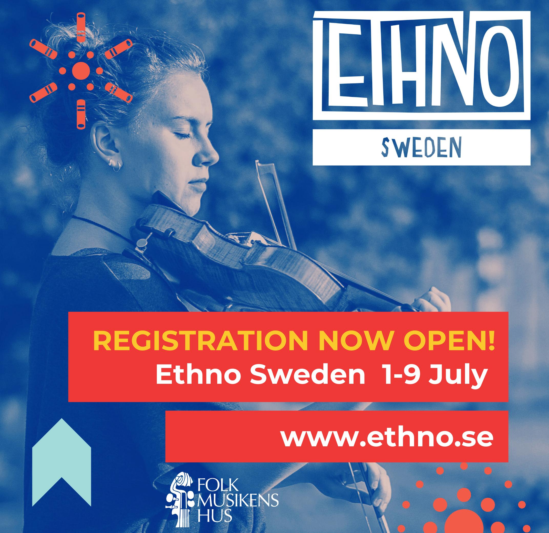 Sign Up For Ethno Sweden