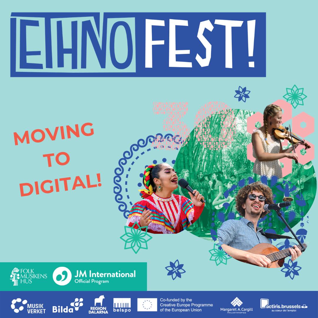 EthnoFest Blir Digital …