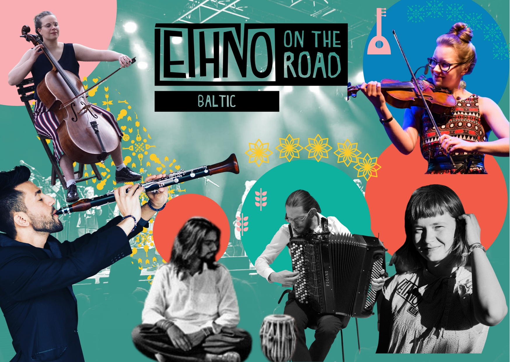 Baltic Ethno Band To Tour In Four Countries